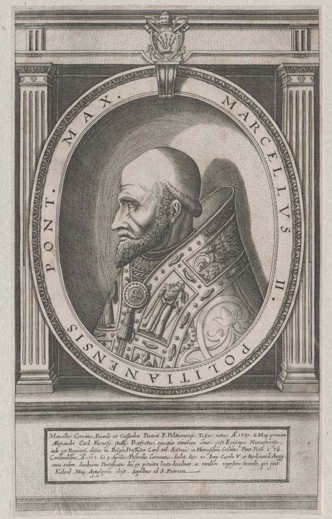 Marcellus II., papa