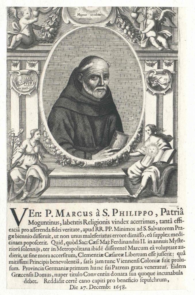 Marcus a Sancto Philippo