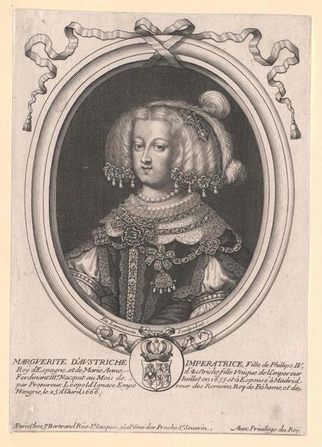 Margarete Theresia, Infantin von Spanien