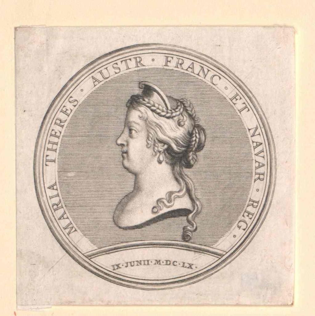 Maria Theresia, Infantin von Spanien