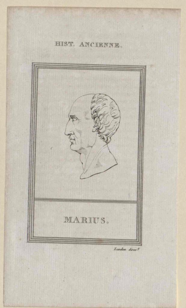 Marius, Gajus