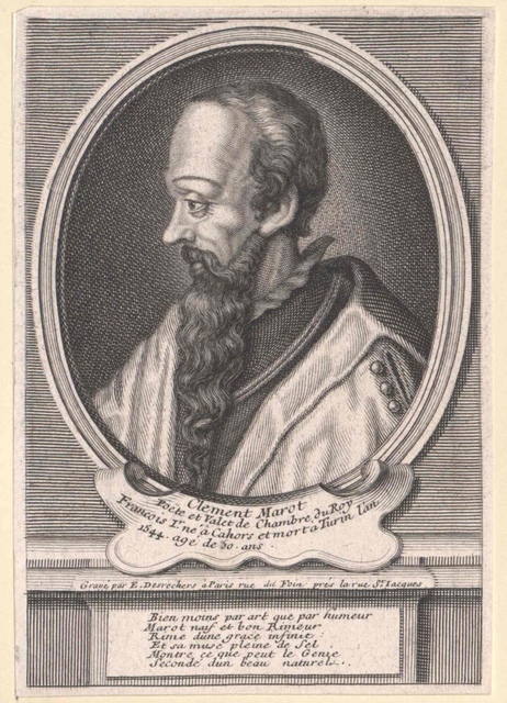 Marot, Clément