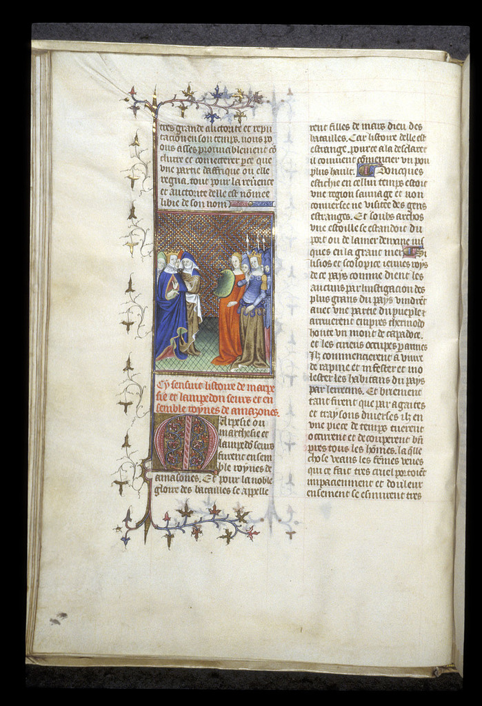 Marpesia and Lampeto from BL Royal 20 C V, f. 20v