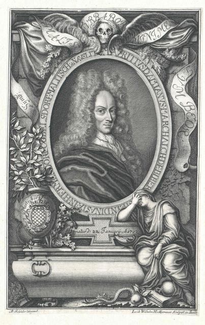 Marschall von Bieberstein, Moritz Thamm
