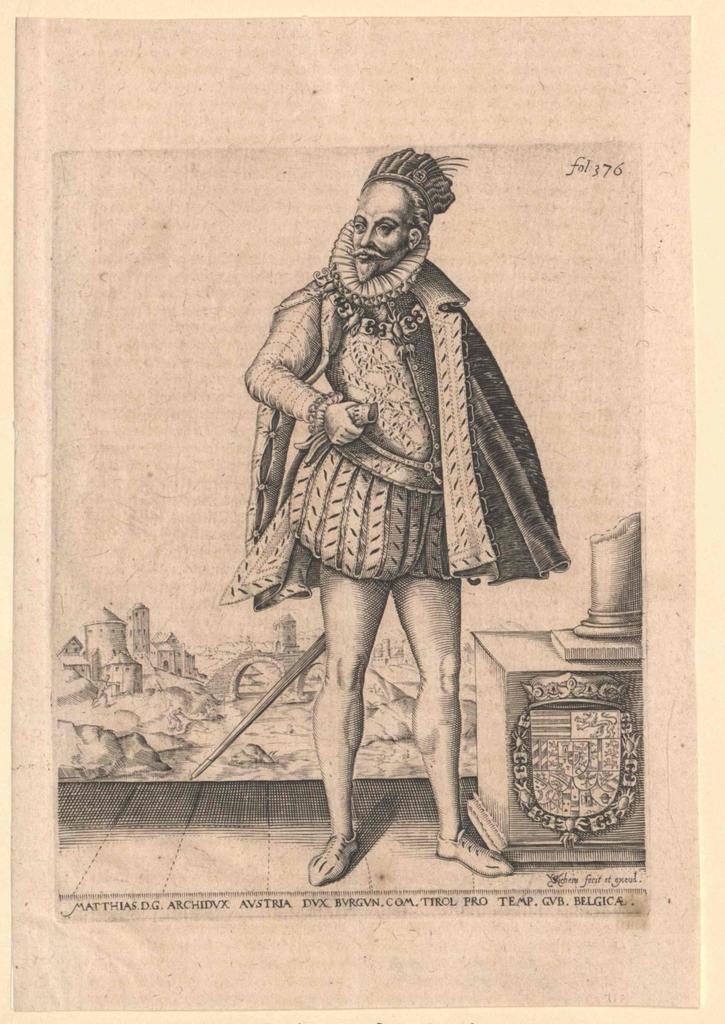 Matthias I., römisch-deutscher Kaiser