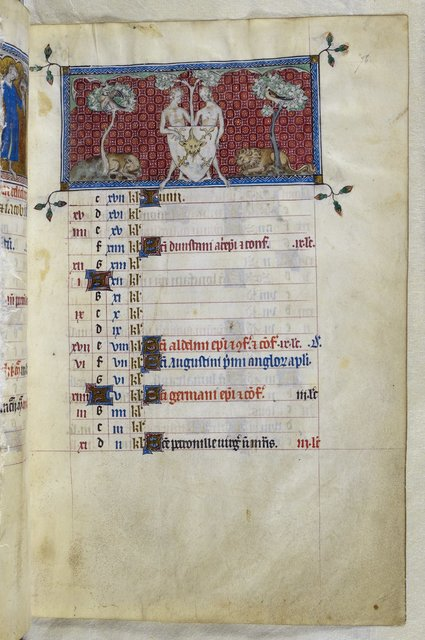 May from BL Royal 2 B VII, f. 76