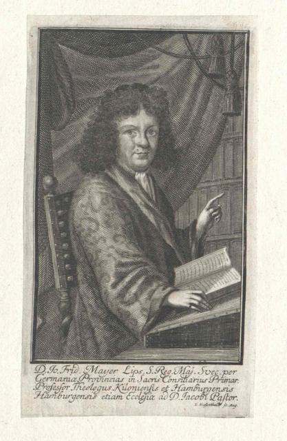 Mayer, Johann Friedrich