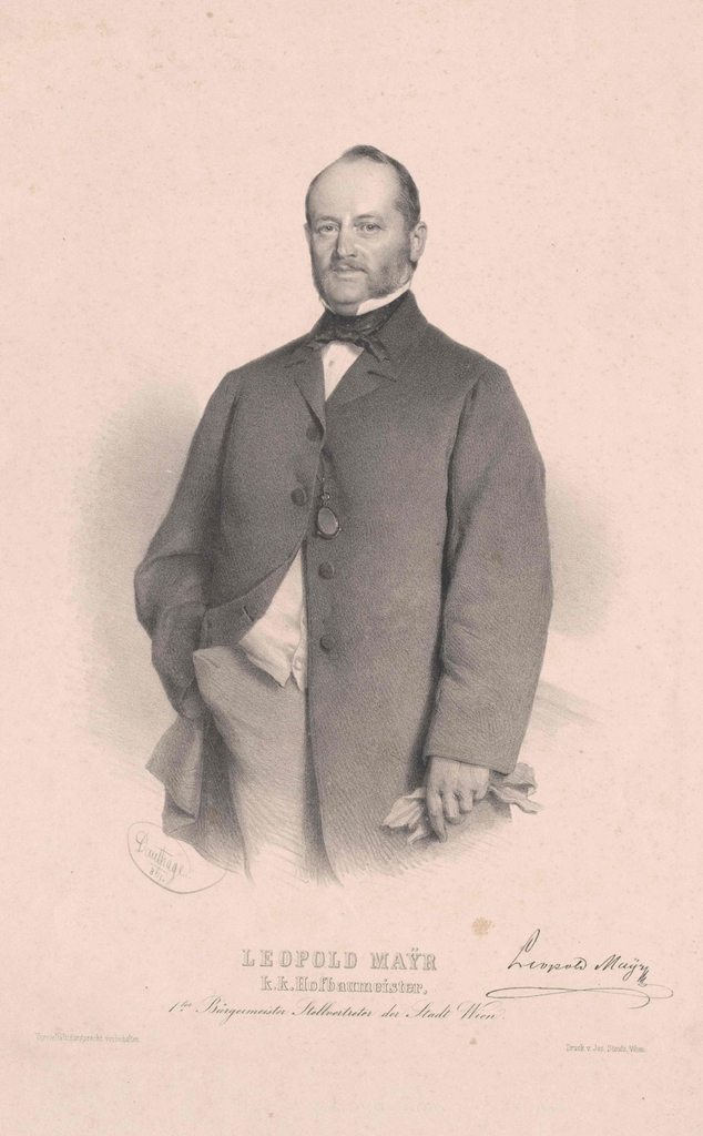 Mayr, Leopold