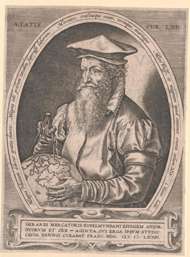 Mercator, Gerhard