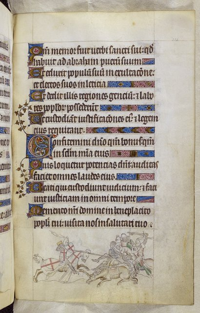Mercurius from BL Royal 2 B VII, f. 223
