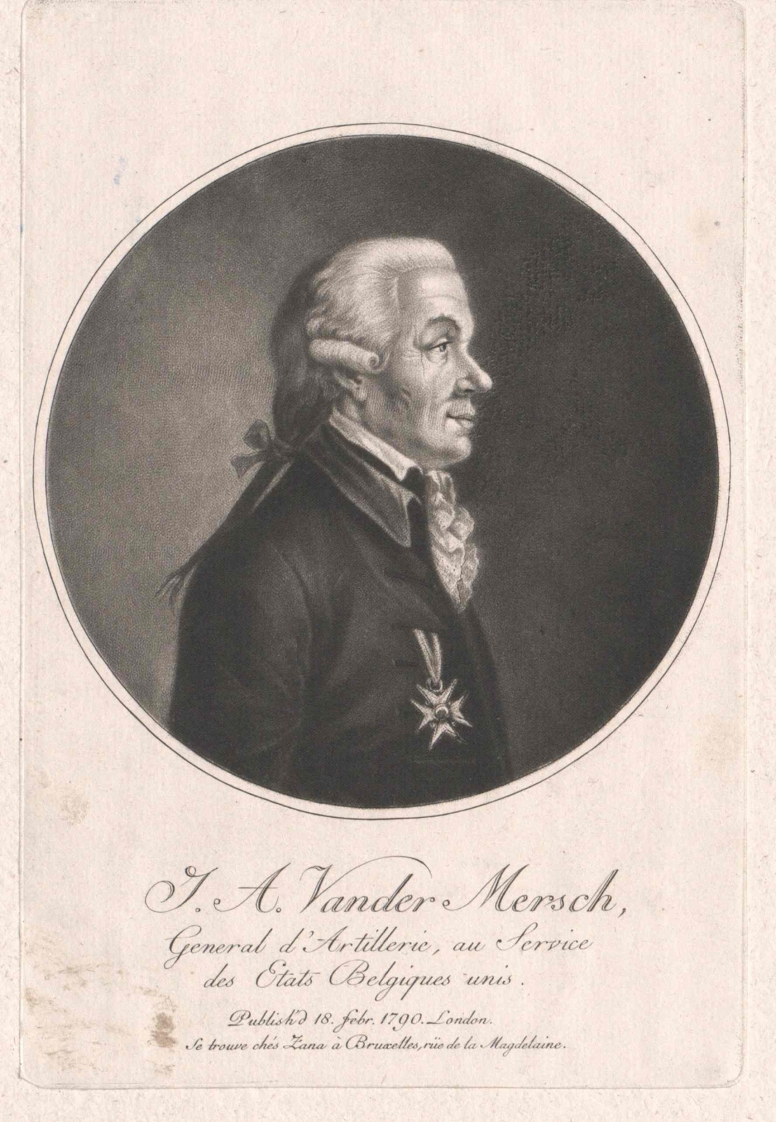 Mersch, Jean Andre van der