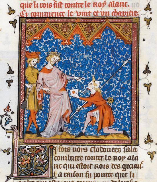 Messenger from BL Royal 16 G VI, f. 17
