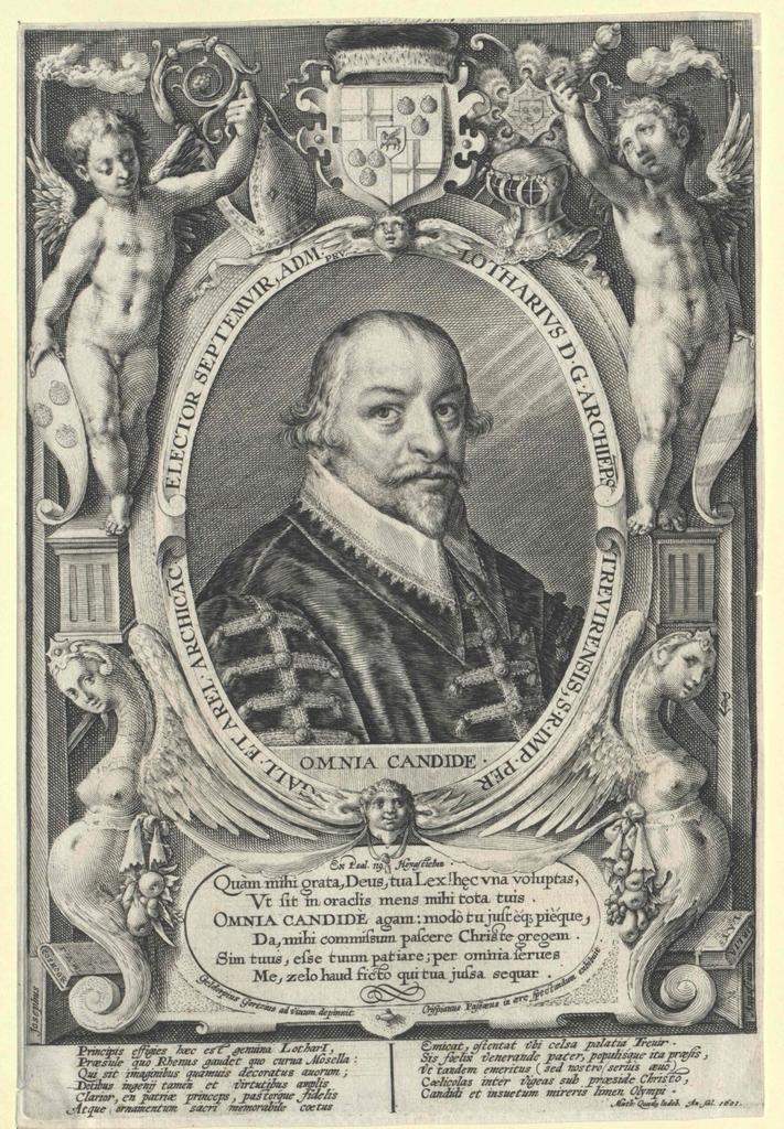 Metternich, Lothar von