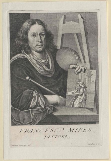 Mieris, Frans van