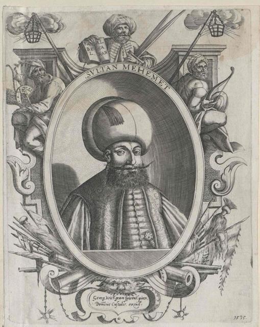 Mohammed III., Sultan der Türkei
