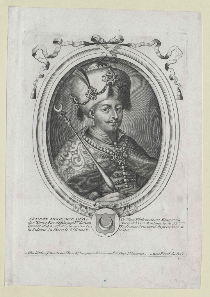 Mohammed IV., Sultan der Türkei
