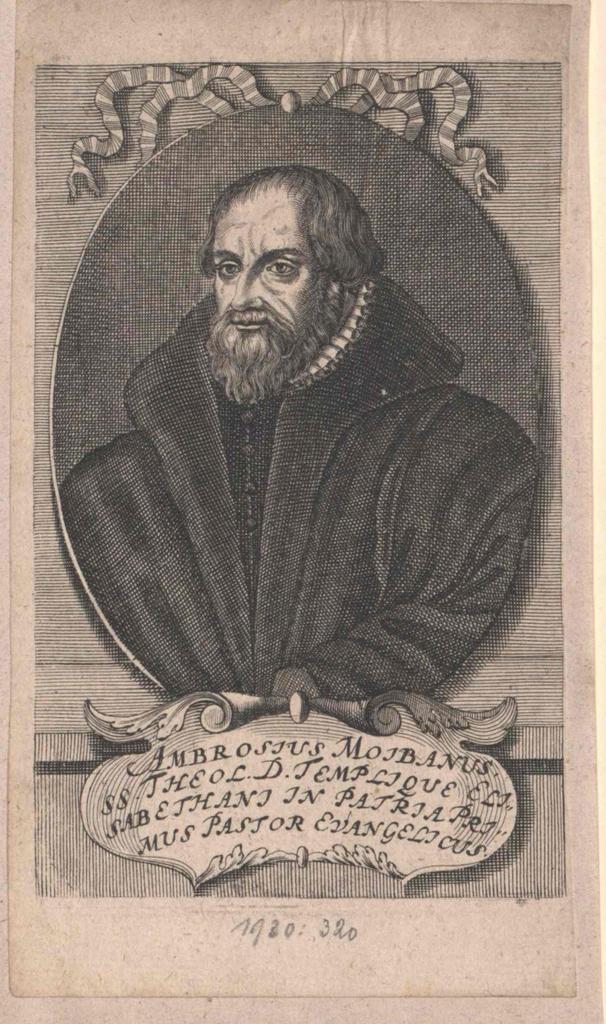 Moibanus, Ambrosius