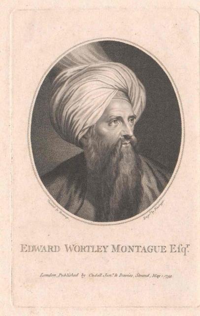 Montagu, Edward Wortley