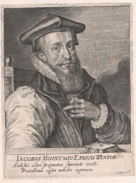 Montagu, James