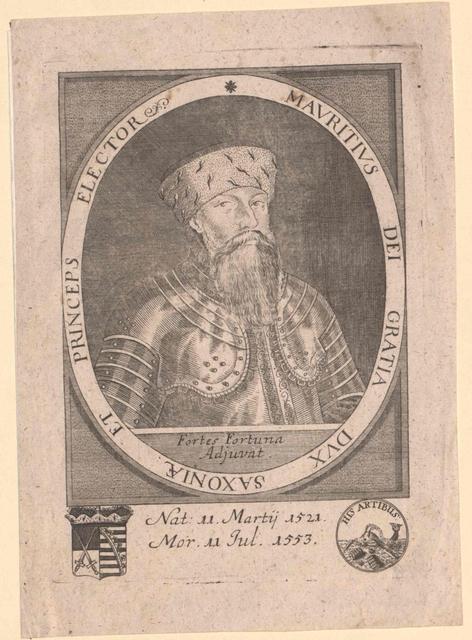 Moritz, Kurfürst von Sachsen