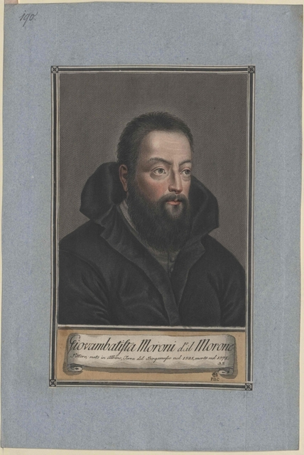 Moroni, Gianbattista
