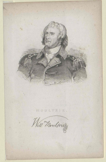Moultrie, William