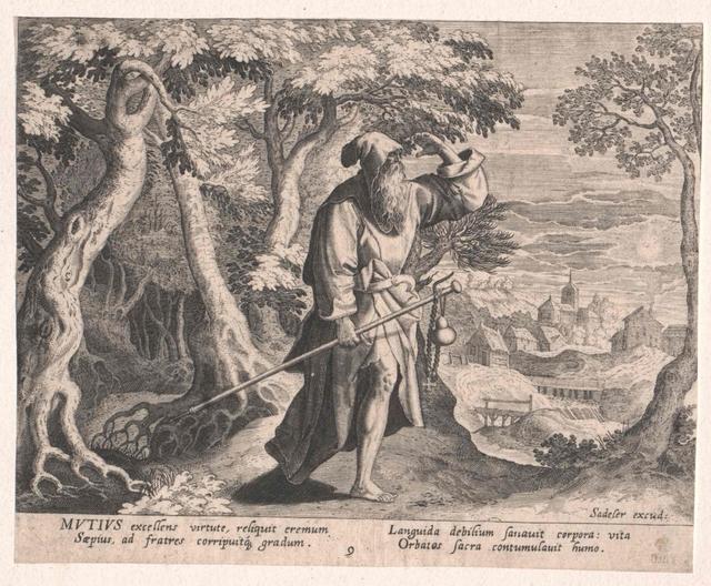 Mucius von Konstantinopel
