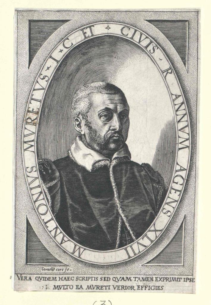 Muret, Marc Antoine