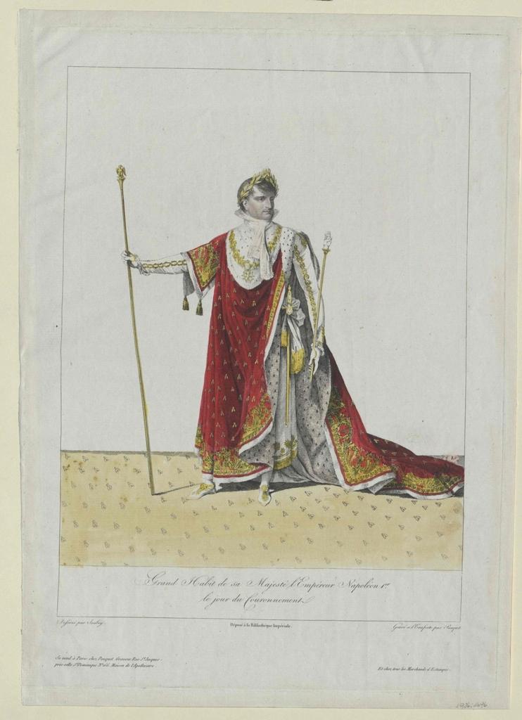 Napoleon I. Bonaparte, Kaiser der Franzosen
