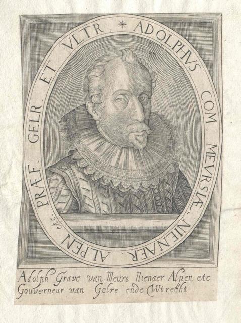 Neuenahr, Adolf Graf von