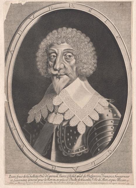 Nogaret de La Valette, Duc d'Épernon, Jean Louis de