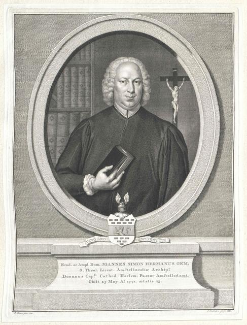 Oem, Johannes Simon Hermanus