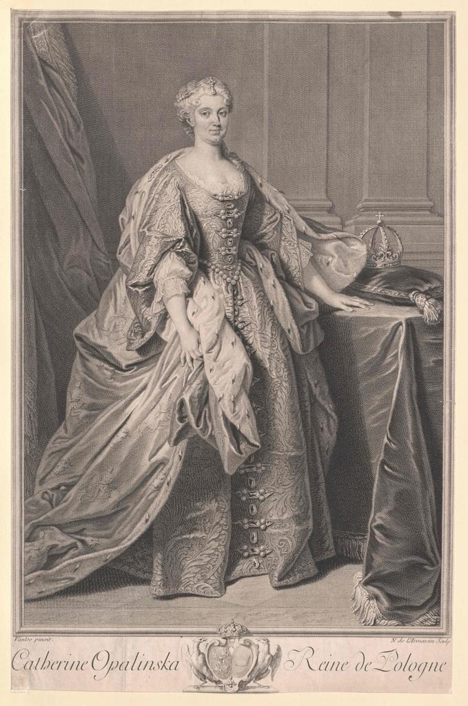 Opalinska, Katharina