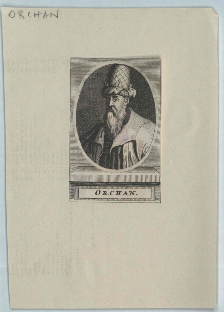 Orhan, Sultan der Türkei
