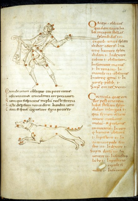Orion from BL Harley 2506, f. 41