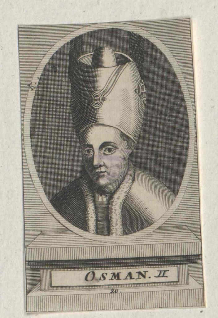 Osman II., Sultan der Türkei