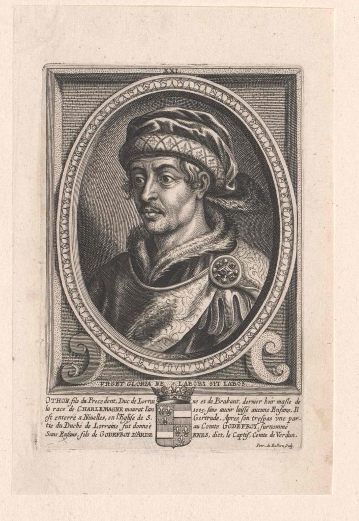 Otto, Herzog von Niederlothringen