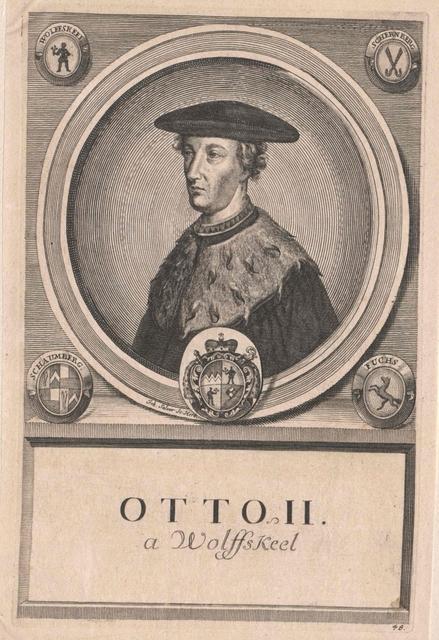 Otto von Wolfskeel, Bischof von Würzburg