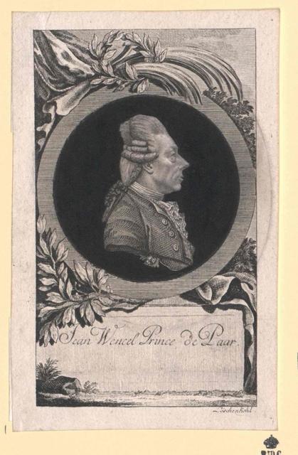 Paar, Johann Wenzel Fürst von