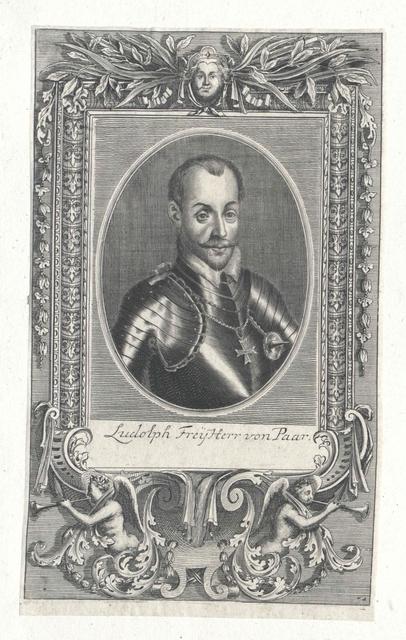 Paar, Rudolf Balthasar Freiherr von