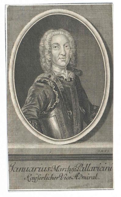 Pallavicini, Gennario Marchese