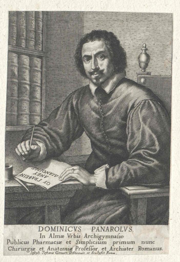 Panaroli, Domenico