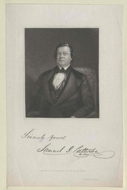 Patterson, Samuel D.