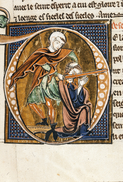 Paul from BL Royal 20 D VI, f. 10