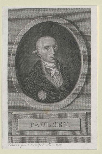 Paulsen, Nikolaus