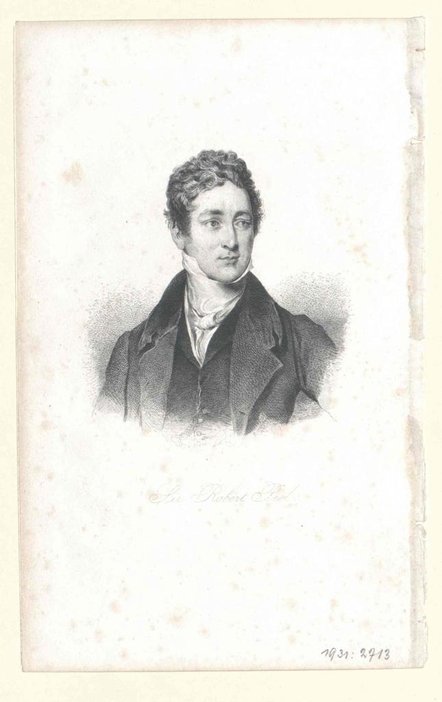 Peel, Sir Robert
