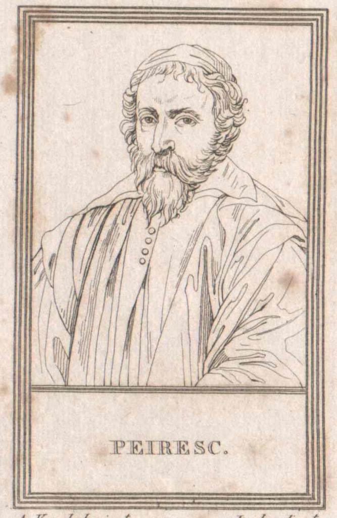 Peiresc, Nicolas Claude Fabri, seigneur de