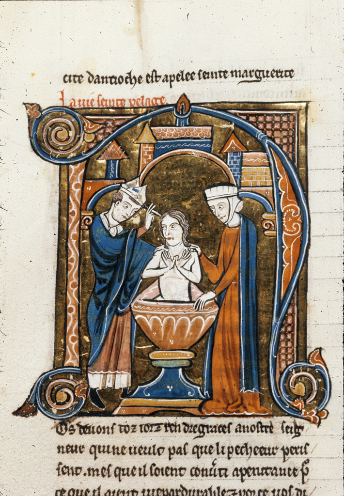 Pelagia from BL Royal 20 D VI, f. 221v
