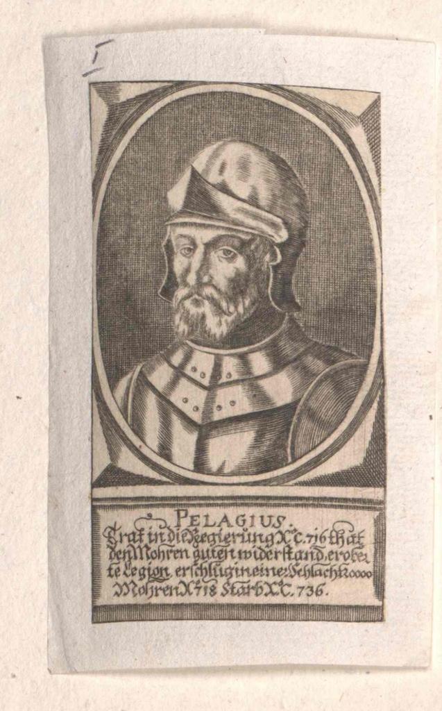 Pelagius, König von Asturien