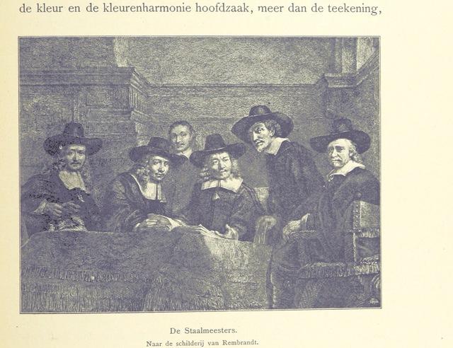 """people from """"Onze Gouden Eeuw. De Republiek der Vereenigde Nederlanden in haar bloeitijd ... Geïllustreerd onder toezicht van J. H. W. Unger"""""""